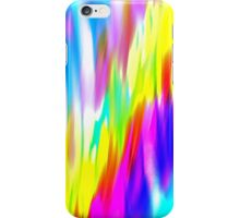 Abstract colorful light iPhone Case/Skin