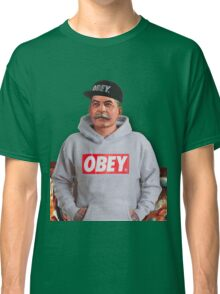 OBEY STALIN Classic T-Shirt