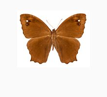 "Butterfly species Melanitis leda ""Common Evening Brown"" Unisex T-Shirt"