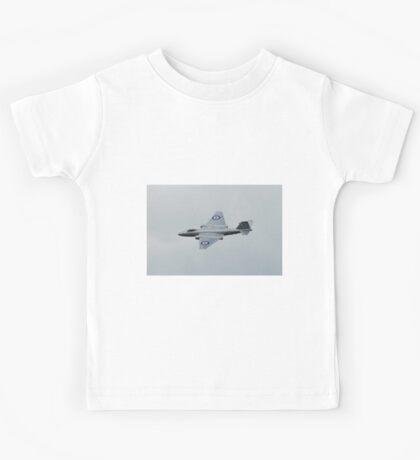 Canberra bomber jet Kids Tee