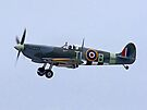 Spitfire Mk IX - Shoreham Airshow 2010 by Colin  Williams Photography