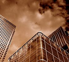 Canada Square 2, London, England by Chris Millar
