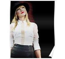 Taylor Swift Red Tour Poster