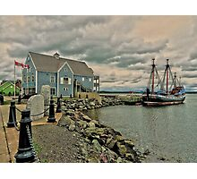Pictou Waterfront Photographic Print