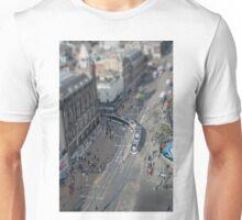 Edinburgh Tram TiltShift Unisex T-Shirt