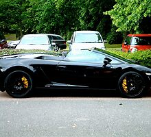 lamborghini lp560-4 spyder  by scottci01