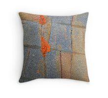 Rock Art Throw Pillow