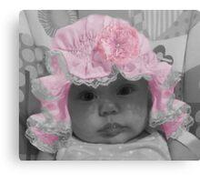 ♥ RIVEN-ADORABLE BABY FACE ♥ Canvas Print