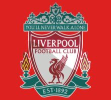 liverpool fc by tompel