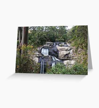 Agnes Falls  Greeting Card