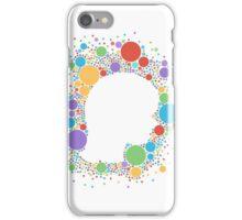 Emotional Circles iPhone Case/Skin