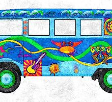 Microbus_11S_1963_Hippy Peace by RootRock
