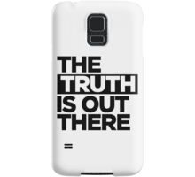 TRUTH. Samsung Galaxy Case/Skin