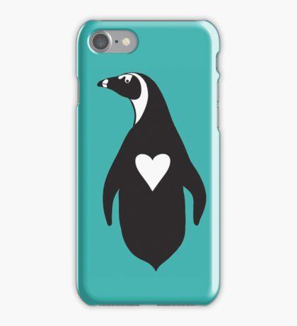 Penguin Love iPhone Case/Skin