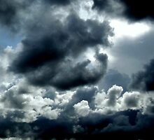 Dark Lips Foreboding Storm  by HELUA