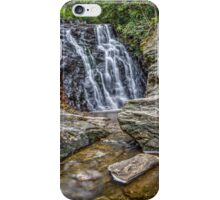 upper cascades   hanging rock iPhone Case/Skin