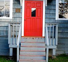Blue House by Jake Eisner