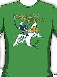 Fantasy Football Funny T-Shirt & Hoodies T-Shirt