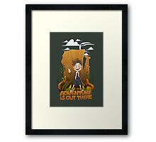 Adventure Framed Print