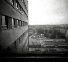 From the top - hospital by rince77