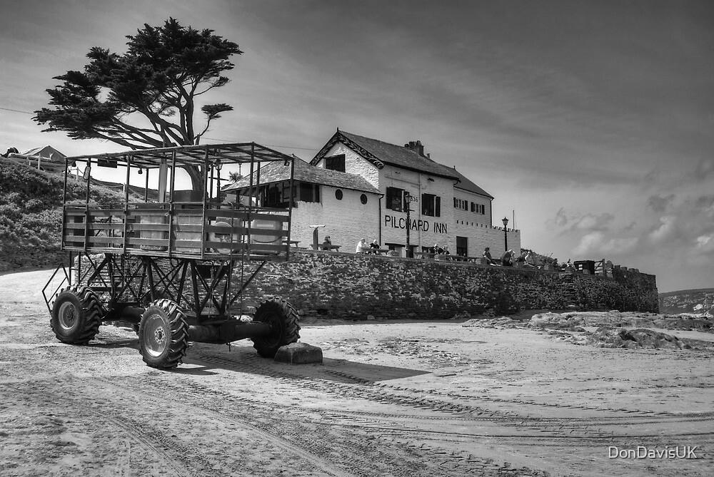 The Transporter: Bigbury, Devon. UK. by DonDavisUK