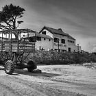 The Transporter: Bigbury, Devon. UK. by DonDavisUK