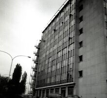 From the bottom up - hospital by rince77