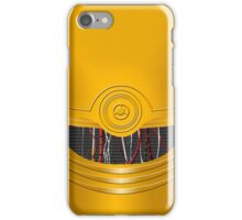 iC3PO iPhone Case/Skin