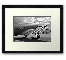 Douglas C -47A Dakota  Framed Print