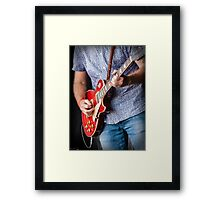 Gibson - Les Paul Framed Print