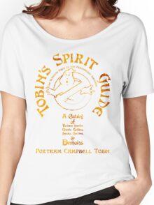 Tobin's Spirit Guide Women's Relaxed Fit T-Shirt