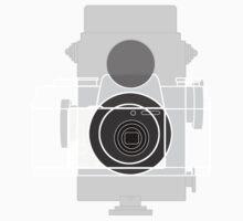 camera history One Piece - Short Sleeve