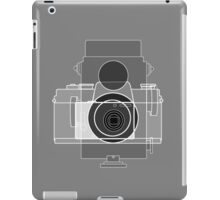 camera history iPad Case/Skin