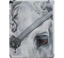 A Crown For A King iPad Case/Skin