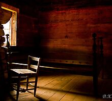 Cabin Light by DHParsons