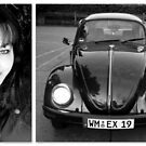 Me and my Beetle by ©The Creative  Minds