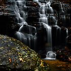 Issaqueena Falls by DHParsons