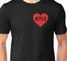 Netflix is love Unisex T-Shirt