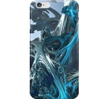 Tellurian Ice Age iPhone Case/Skin