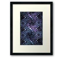 Celestial Hymn Framed Print