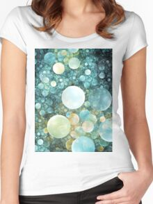 Mystic Water Women's Fitted Scoop T-Shirt