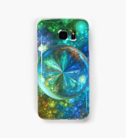 Liquid Lens Samsung Galaxy Case/Skin