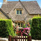 Cotswold Cottage by hjaynefoster