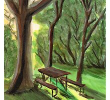 Picnic by Amy-Elyse Neer