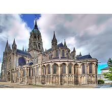 Notre-Dame de Bayeux  Photographic Print