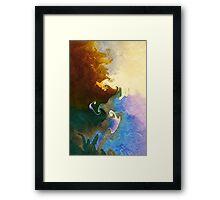 Wonderment Framed Print