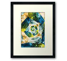 Doubt Framed Print