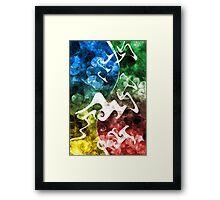 Reshape Framed Print