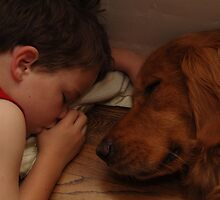 A Boy and His Dog by 6strings