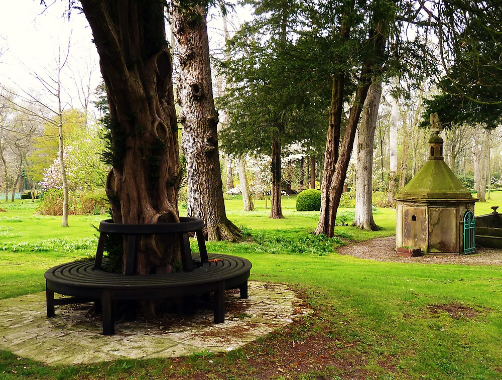 St Mary's well and seat by artfulvistas